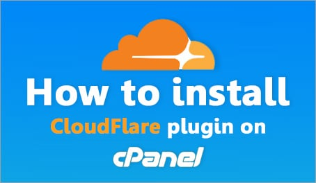 Installing CloudFlare plugin on cPanel server